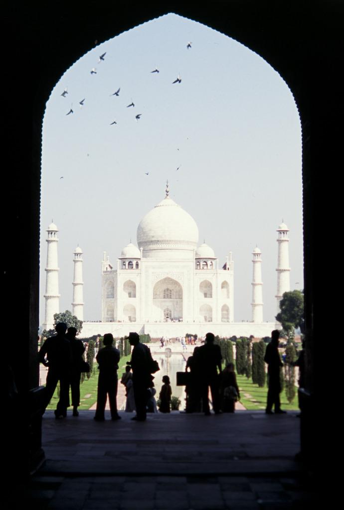 美しいお墓 Taj