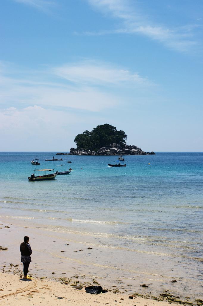 マレーシア ティオマン島3
