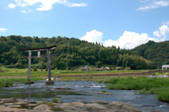 日本の夏。