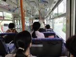 ついバスの中で・・