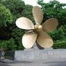 NIKON NIKON D60で撮影したインテリア・オブジェクト(巨大扇風機)の写真(画像)