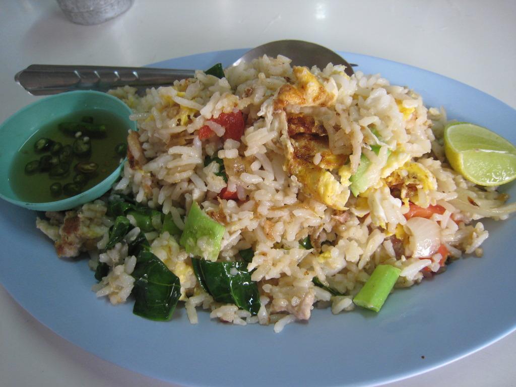 タイ風 焼き飯