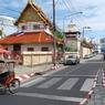NIKON NIKON D60で撮影した風景(タイ チェンマイのよくある風景)の写真(画像)