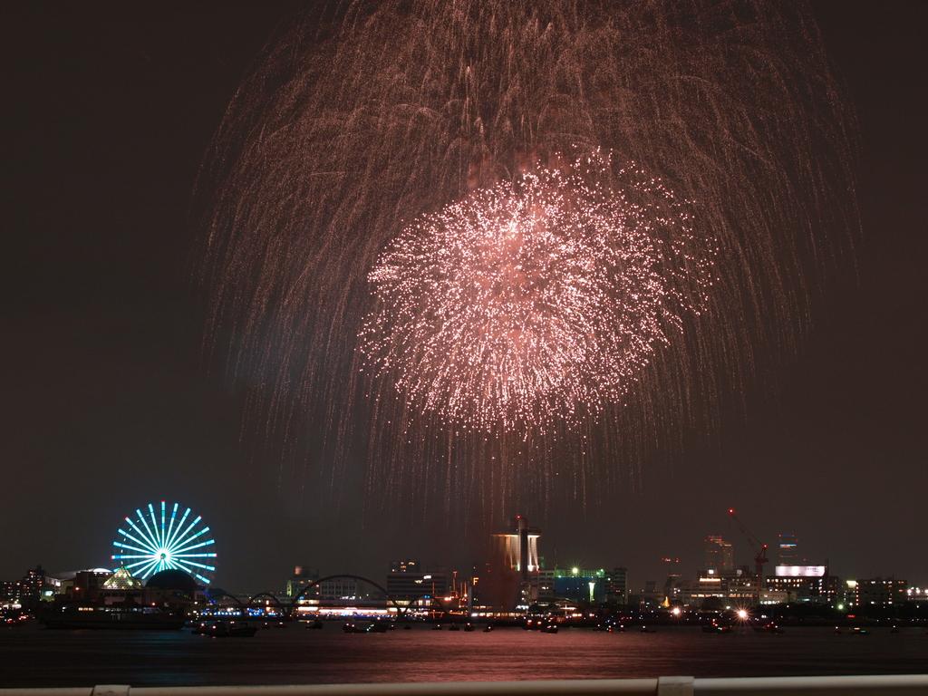 名古屋みなと祭花火大会