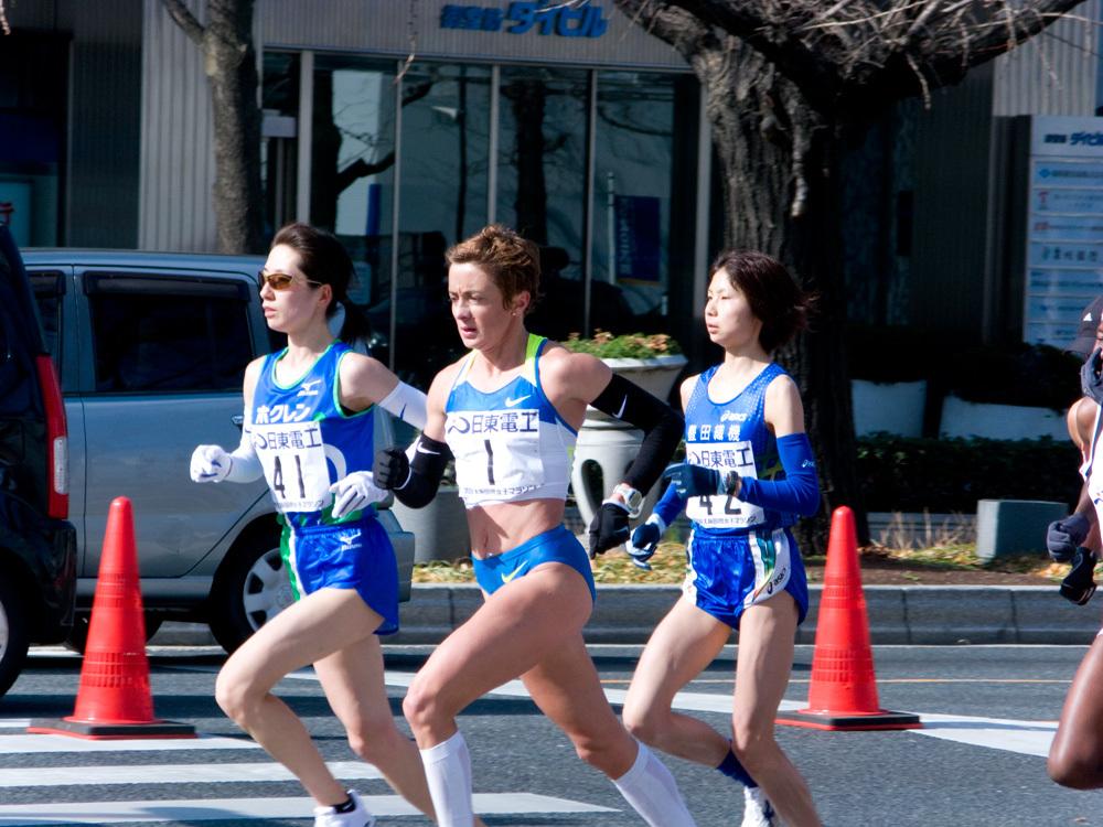 大阪国際女子マラソン2009