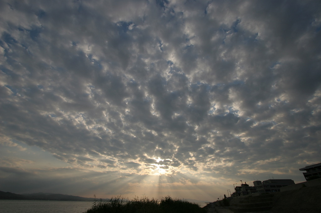 winding sky