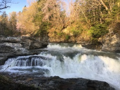 3段の滝 2