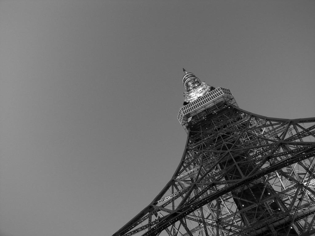 東京タワー(夕)