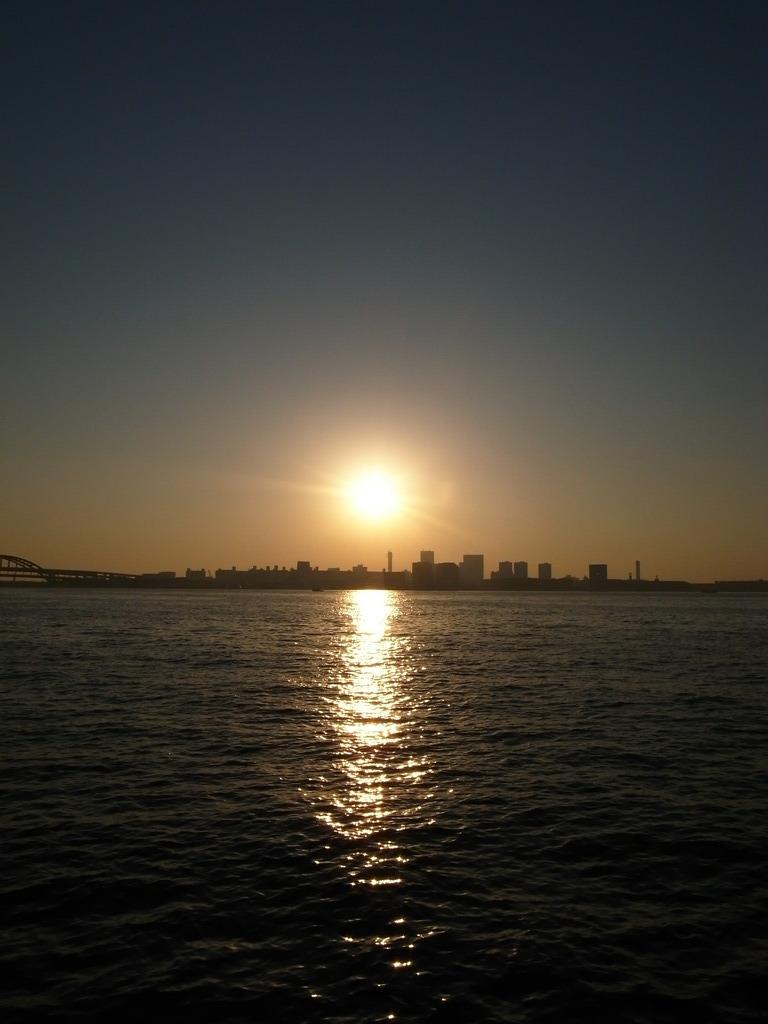 brand new sunrise