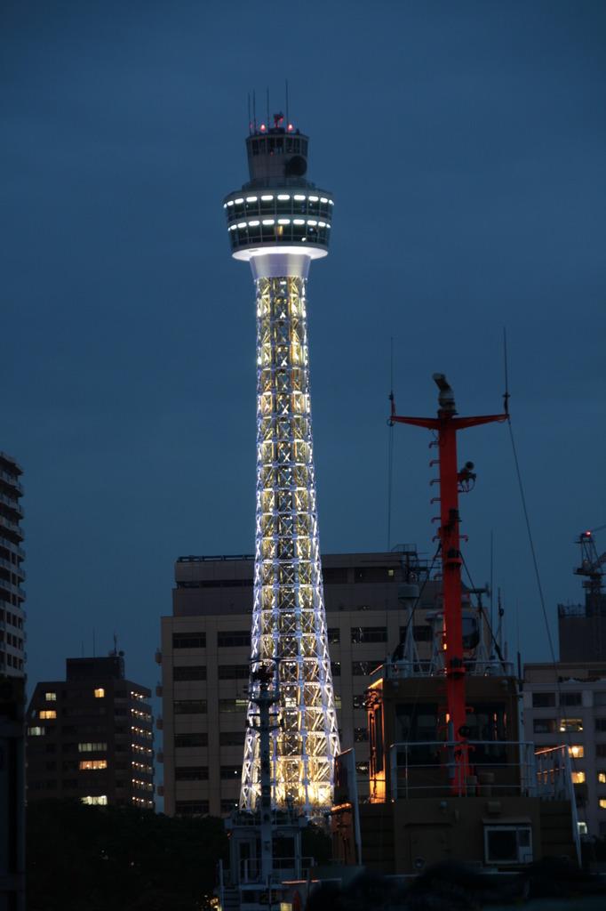 new マリンタワー