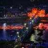 由良川灯篭流し@あやべ水無月まつり