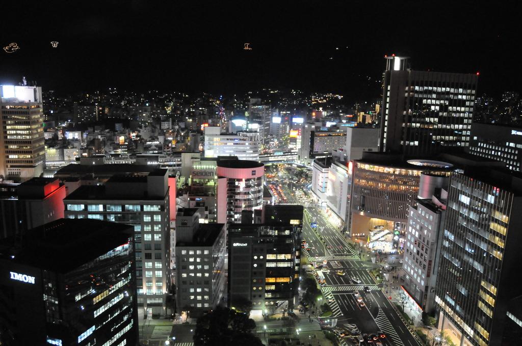 夜景1 12月神戸