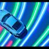 【試作】car/light painting