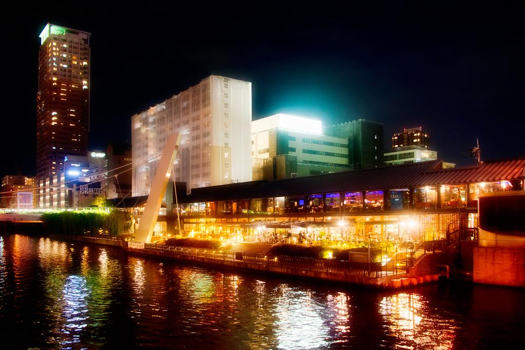 大阪・難波夜景 03