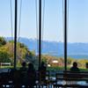 絶景を眺める@琵琶湖博物館