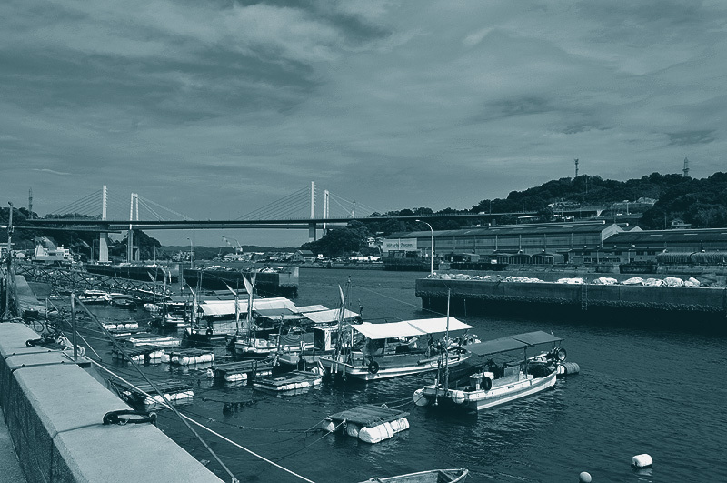 尾道 漁港