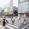 JR岡山駅前