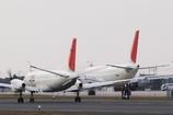 JAL A300-600RとJAC SAAB340B