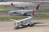 JALの飛行機たち