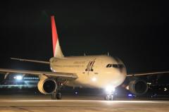 JAL A300-600R
