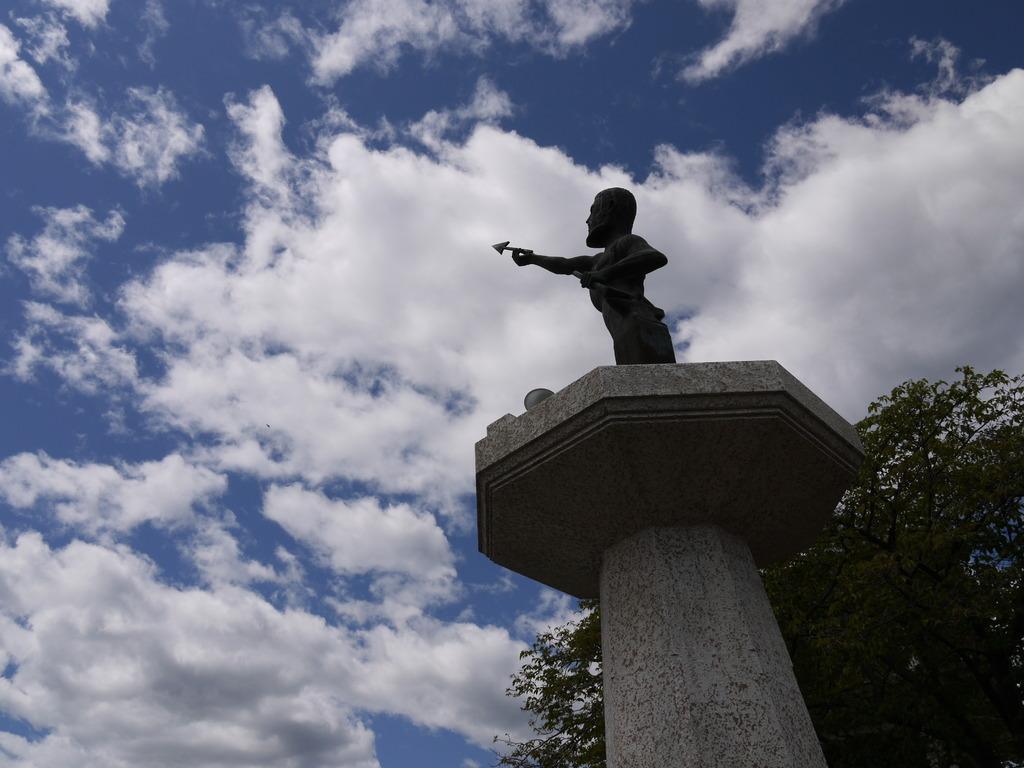 バルカン像