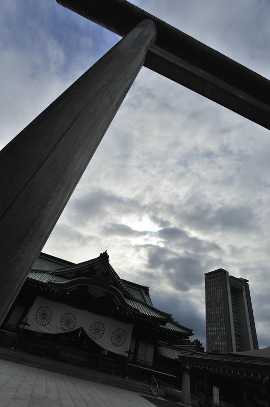 靖国神社、その弐。