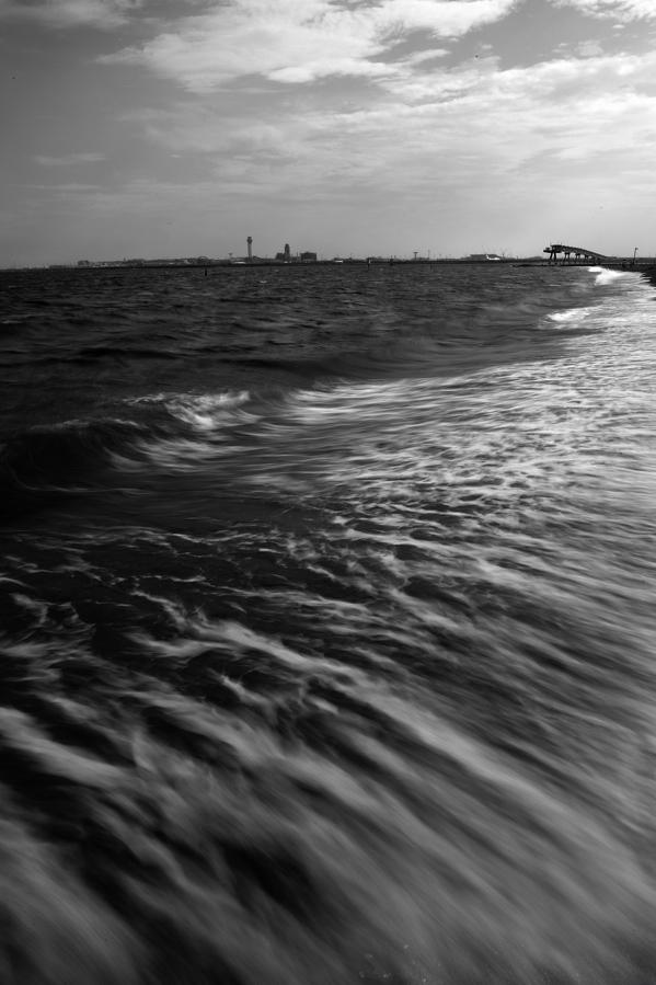 波を撮ってみた、、、難しかった。