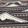 福山城、破風!!