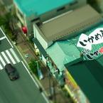 RICOH CX4で撮影した(ミニチュアライズ⑱@五稜郭)の写真(画像)