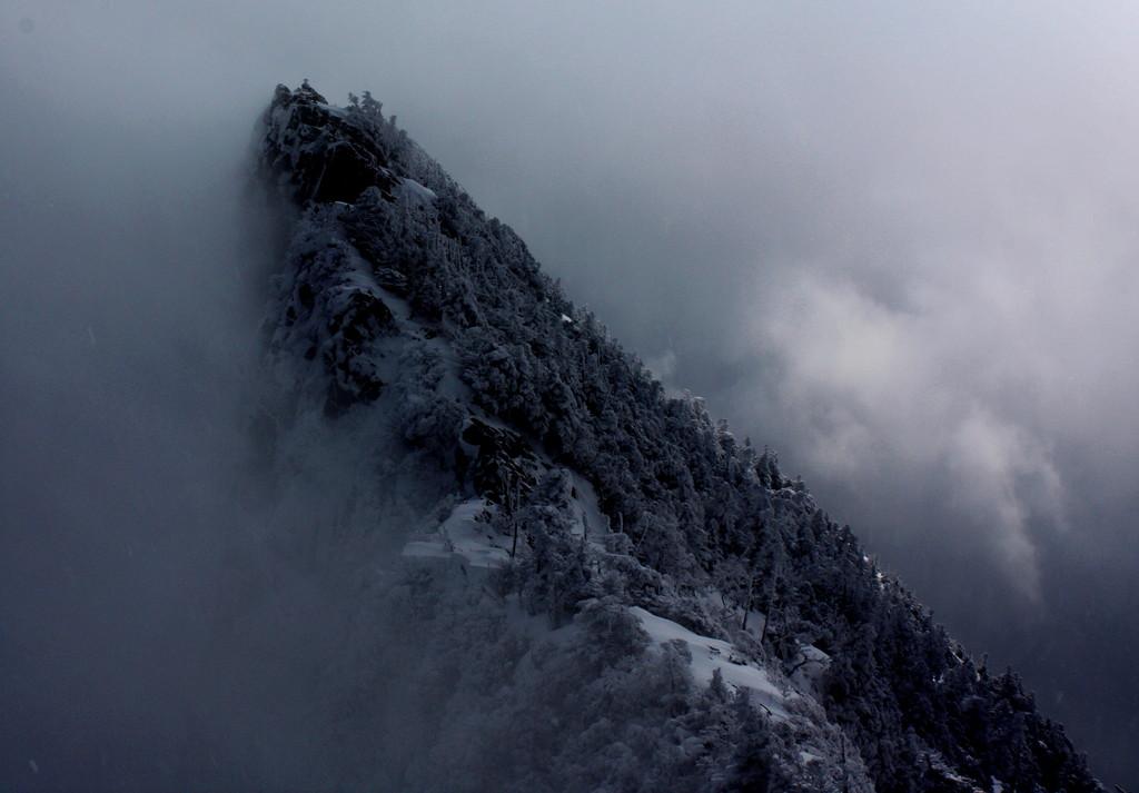 孤高の頂―天狗岳