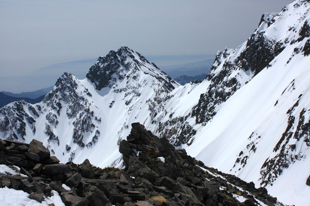 前穂高岳2 2009.5.3
