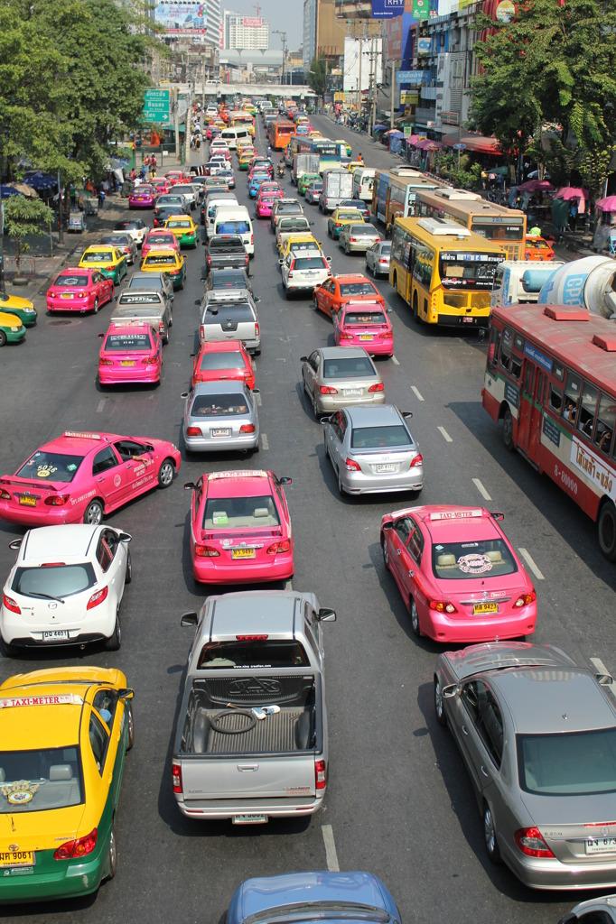 Bangkok of the Heaven.2011