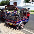 CANON Canon IXY 1で撮影した乗り物(Bangkok city Thailand - 2012.)の写真(画像)