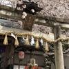 桜 岩屋神社