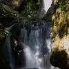 三段の滝、1段目と2段目