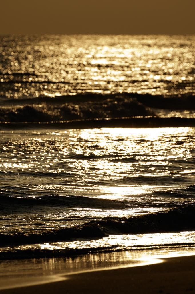 冬の海 1