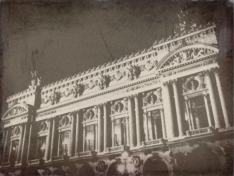 パリ・オペラ座完成当時