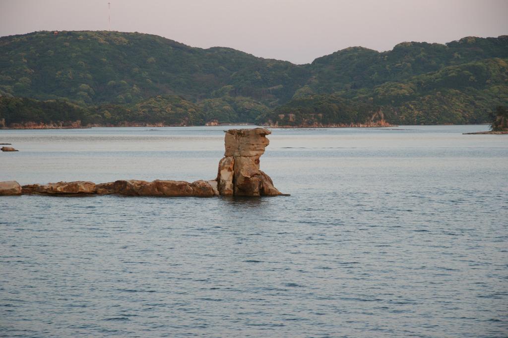 九十九島の河童