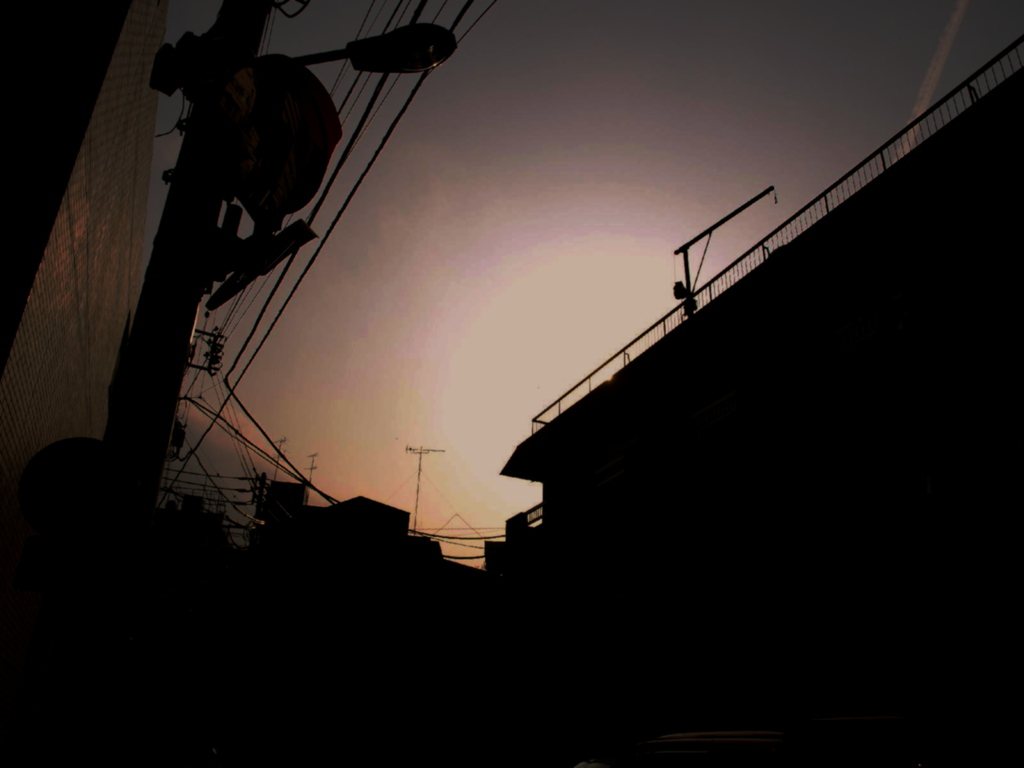 夕闇通りのシンドローム