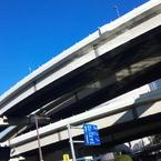 DOCOMO SH01Bで撮影した風景(highway)の写真(画像)