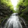 癒しの小滝