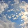 CANON Canon EOS 40Dで撮影した(遠い空)の写真(画像)