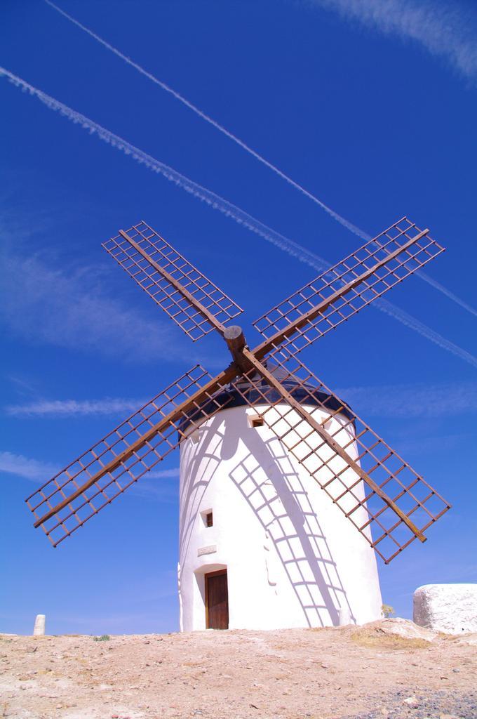 La Manchaの空