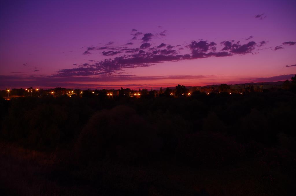 コルドバの夕暮れ