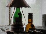 ランプとリキュール