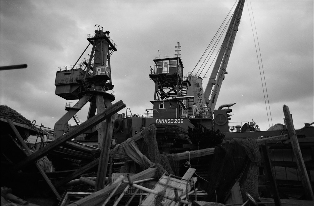 ちいさな造船所