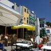 港のカフェ1