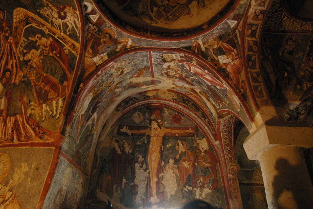 洞窟寺院1