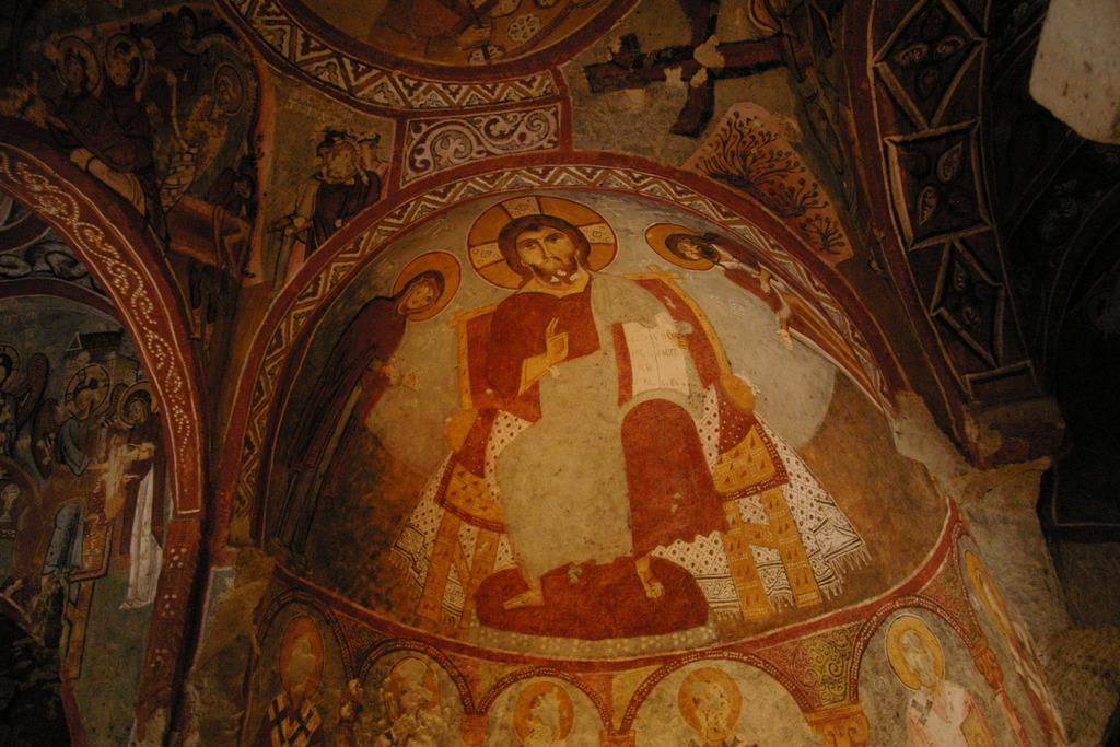 洞窟寺院2