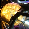 滲み灯 2